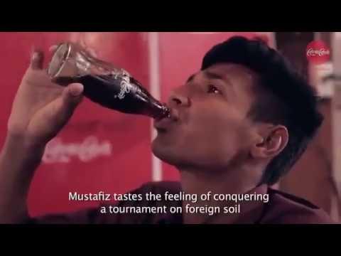Advertisement Featuring  Mustafizur Rahman Bangladesh Cricket Team Bowler