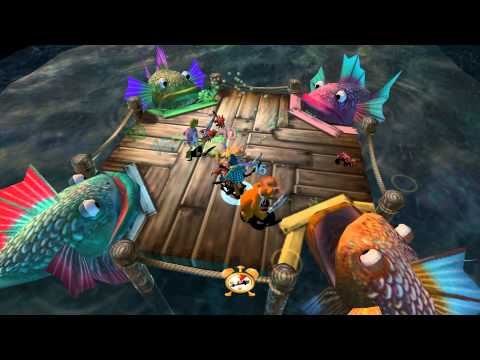 muppets party cruise gamecube iso