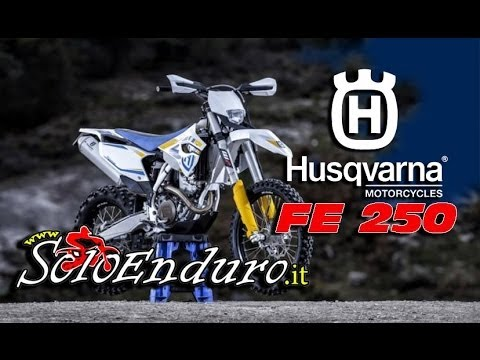 Test Husqvarna FE 250 Soloenduro