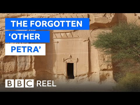 Did You Know That The City of Petra Has a Mysterious Twin?