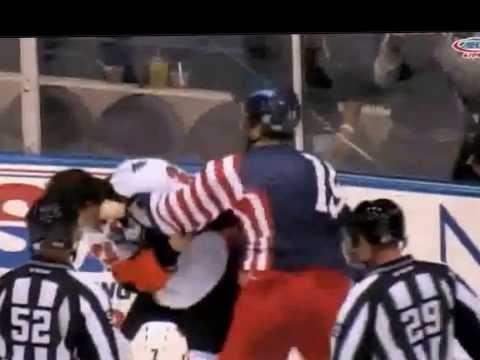 Darryl Boyce vs. Ben Holmstrom