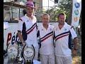 CHAMPION DE FRANCE PETANQUE TRIPLETTE PROMOTION 2015 MONTAUBAN