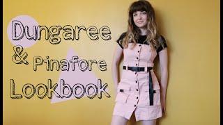 Dungaree & Pinafore Lookbook | H&M | Lucy&Yak | Primark | SophieMariaxx