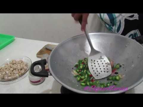 Video Resep Masak Oseng Tempe Cabe Ijo #DapurHarian