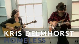 <b>Kris Delmhorst</b> Homeless With Anders Parker