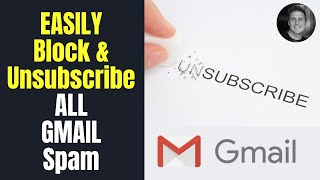 2 Ways How to Unsubscribe Emails in Gmail in Seconds | Gmail Unsubscribe