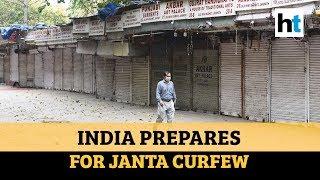 Janta curfew: From market shutdown to airport rush, India
