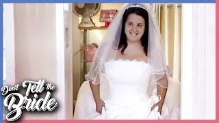 Bride Picks Same Dress As Groom! | Dont Tell The Bride