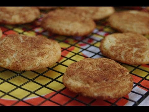 How to make Snickerdoodles cookies