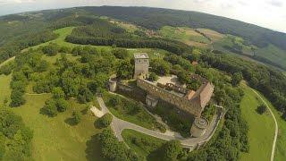 preview picture of video 'Giechburg Schesslitz'