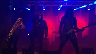Gaahls WYRD   Sign Of An Open Eye (Gorgoroth Cover) Live @Kilkim Žaibu XX