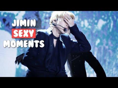 BTS Jimin Sexy Moments   Park Jimin