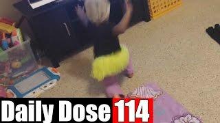 #DailyDose Ep.114 - LYVEL TAKES A TUMBLE :(  | #G1GB