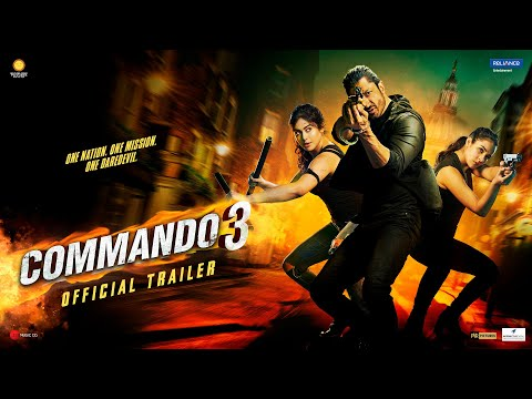 Commando 3 Movie Picture