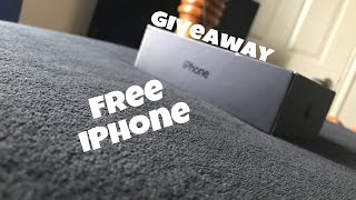 iPhone 7 Plus GIVEAWAY!!!