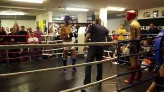 Supremacy Amateur League I -  Philip Walling vs Daniel Chamorro