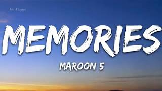 Maroon 5 - Memories (Lyrics) - 1 hour lyrics
