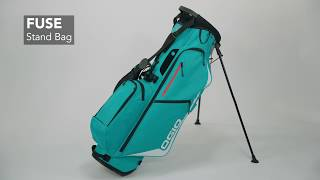 Fuse 4 Stand Bag-video