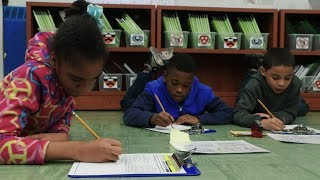 Using Reading and Writing to Do Math
