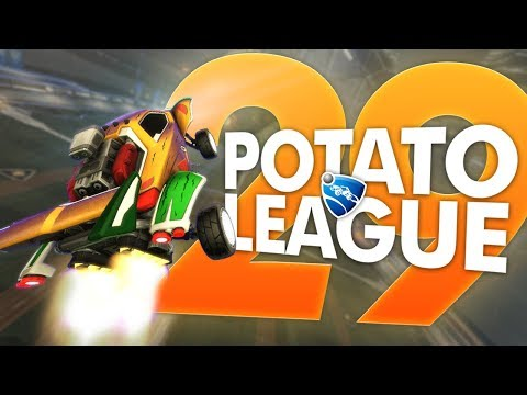 POTATO LEAGUE #29 (GIVEAWAY!) | Rocket League Funny Moments & Fails