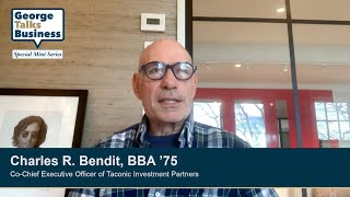video - The George Talks Business Special Mini Series - Charles Bendit - Part 2