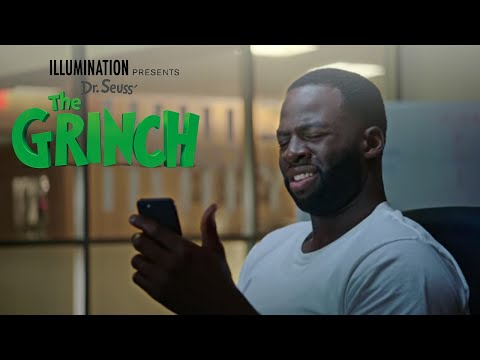 The Grinch - In Theaters November 9 (The Grinch vs. Draymond Green) [HD]