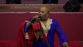 SPIRITUAL WARFARE PRAYER FOR VICTORY AGAINST YOUR ENEMIES IN JESUS NAME || PROPHETESS MATTIE NOTTAGE