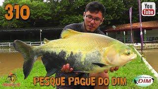 Programa Fishingtur na TV 310 - Pesque Pague do DIM