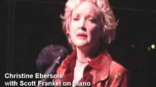 """Video thumbnail of """"Christine Ebersole-- """"Around The World"""" from GREY GARDENS"""""""