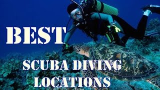 Hmongbuynet Top Best Dive Sites In The World - The 10 best scuba diving locations in the world