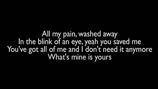 Kane Brown   What's Mine Is Yours (Lyrics)