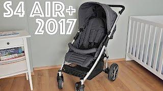 Gesslein Buggy S4 AIR+ Plus 2017 - Kurzvorstellung & Test! // Kinderwagen