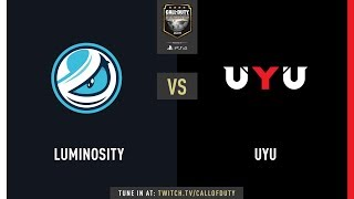 Luminosity vs UYU | CWL Champs 2019 | Day 2