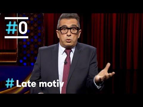 Late Motiv: Blue Monday - Monólogo #LateMotiv173 | #0