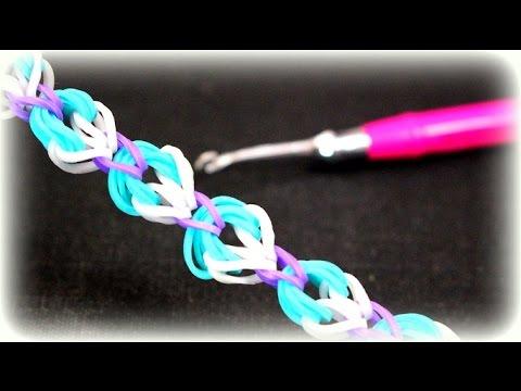 Loom Bands ohne Rainbow Loom Hook Loom Bänder Armband by Kinder Surprise Toys