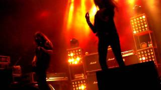 Dismember - Fleshless Live @ Death Feast Open Air 2011