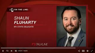 Shawn Fluharty calls in about the proposal to end dog racing