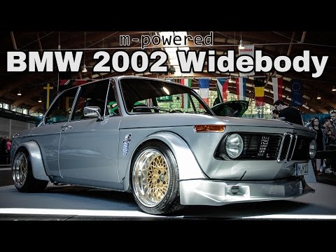 M-powered BMW 2002 Widebody   ShOrTs