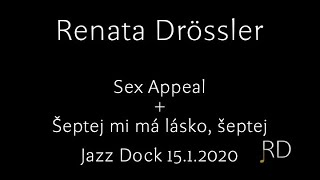 Video Sex Appeal + Šeptej mi má lásko, šeptej