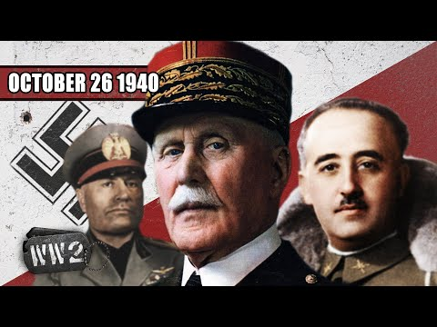 Hitler je zklamaný svými spojenci