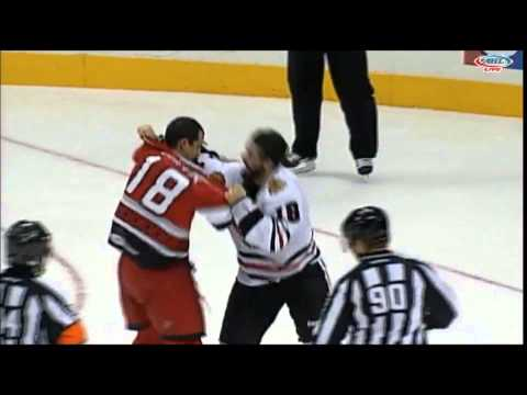 Justin Soryal vs. Brandon Bollig