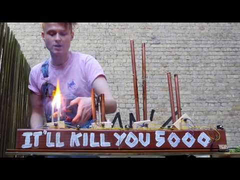 Cooking with 5000 Volts
