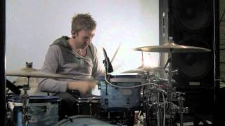 Drake - Under Ground Kings (Drum Cover by Ben Cato)
