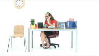 Learn English 28 - Office Phone