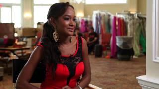 Yomatzy Hazlewood De La Rosa Panama Miss Universe 2014 Official Interview