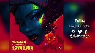 Tiwa Savage Ft  Duncan Mighty   Lova Lova ( Official Audio )