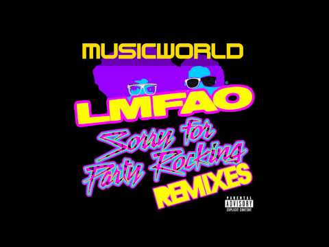 Sorry for Party Rocking Remix - LMFAO (Official Audio)