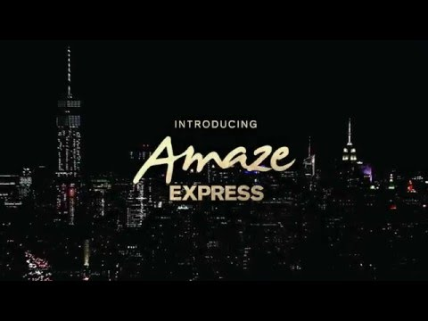 Amaze Express, and Express Commercial (2016) (Television Commercial)