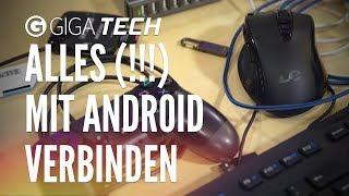 USB OTG/USB C mit Android: PC-Geräte, Speichersticks und mehr anschließen – TECH.tipp – GIGA.DE