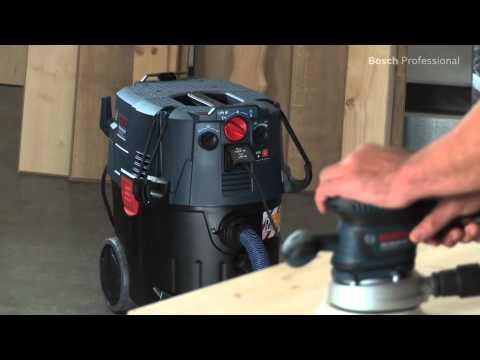 Bosch GAS 35 M AFC nat-/droogzuiger